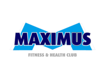 Logótipo Máximus Fitness & Health Club